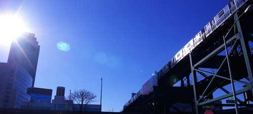 7 train 12:15 December 6