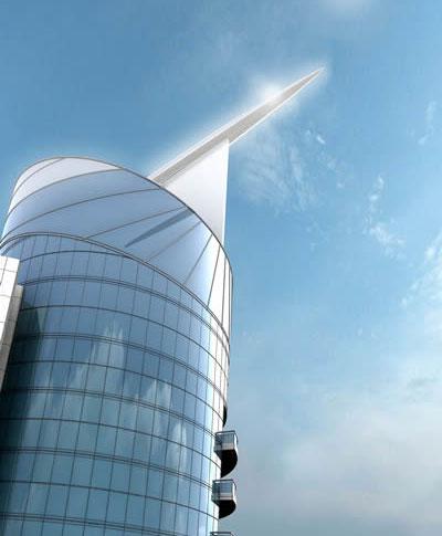 Timeplace tower, Dubai