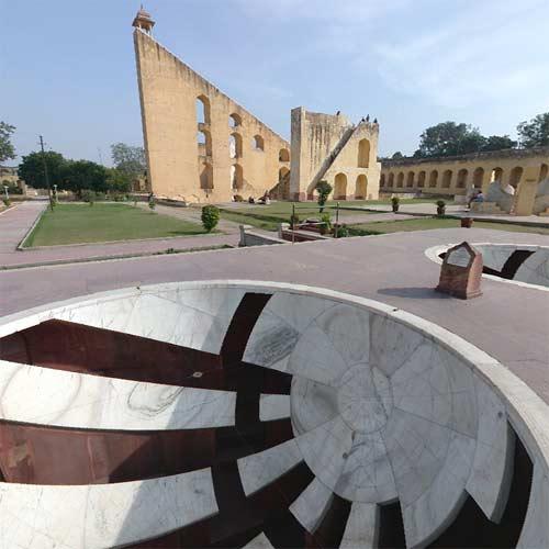 Jaipur Observatory - Perlus