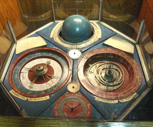 Wildrik Botjes Planetarium